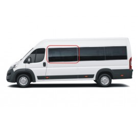 Window Fiat Ducato after 2007 Front Left