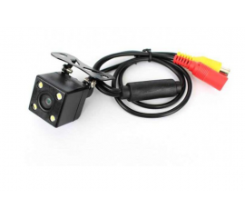 Reversing camera square with night vision