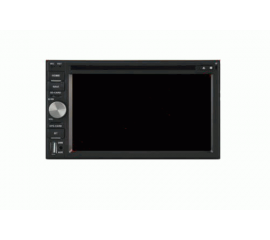Multimedia with Navigation and Touch screen