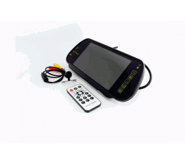 """Mirror with Built-in TFT LCD 7 """"display"""