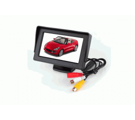"LCD display 4.5 ""for rear view camera"