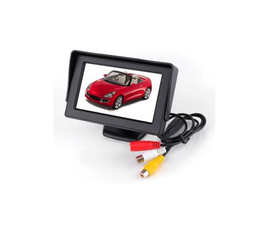 """LCD display 4.5 """"for rear view camera"""